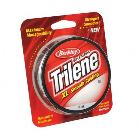 Berkley Trilene XL Clear Nylon 300m Spool henrys