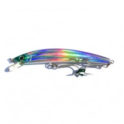 Yozuri Crystal Minnow 110mm 11g Floating F7C60 Green Head