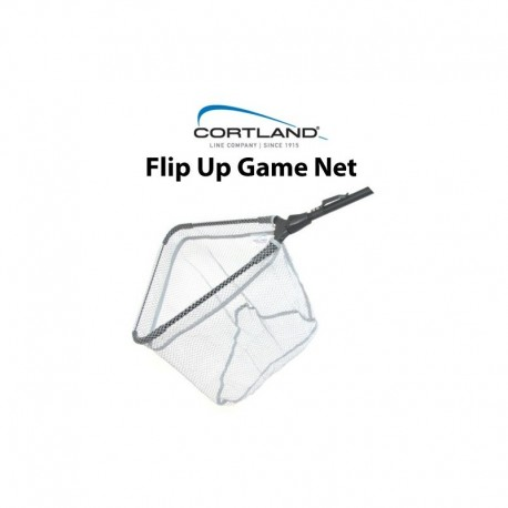 Cortland 50cm Flip Up Telescopic Net henrys