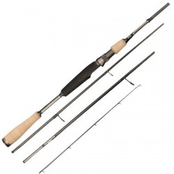 Savage Gear XLNT2 Roadrunner 8ft 20-80g 4 Piece Spin Rod
