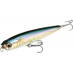Luckyraft Gunfish 115 Zebra Ms American Shad