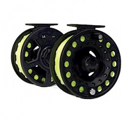 Leeda RTF Ready to Fish Fly reel with line 5-6