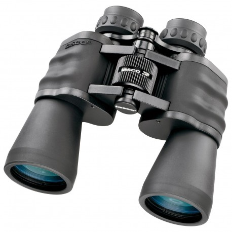 Tasco Essentials 10x50 Wide Angle Zip Focus Porro Prism Binoculars henrys