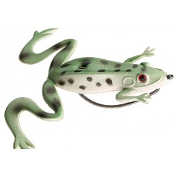 Berkley Powerbait Kicker Frog Leopard Frog 4 inch