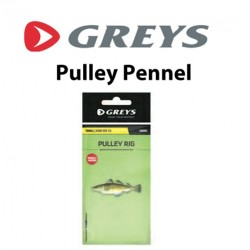 Greys Pulley Pennel Beach Rig