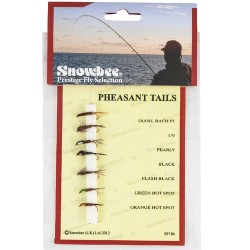 Snowbee  Pheasant Tails Fly Selection