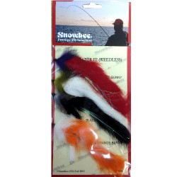 Snowbee  Predator III Weedless Fly Selection