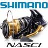 Shimano Nasci Spinning Reels Front Drag henrys tackleshop