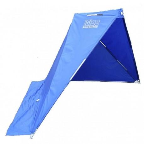 Ian Golds Igloo MK2 Beach Shelter Blue henrys
