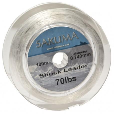 Sakuma Shock Leader Clear henrys