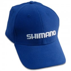 Shimano Cap Royal Blue