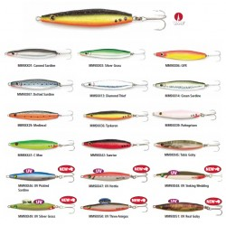 Westin Magic Minnow Salty 12g