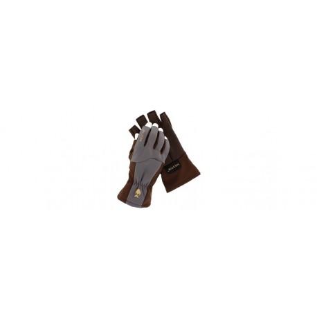 Westin W4 Quickgrip Half Finger Fishing Glove henrys
