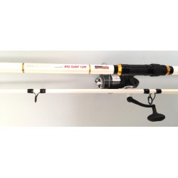 Fishzone Blackrock Ocean Pacific 12ft Beach Combo