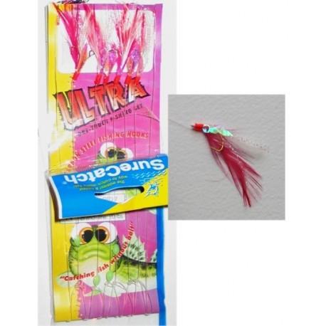 Surecatch Ultra Sabiki Red Mackerel Special henrys