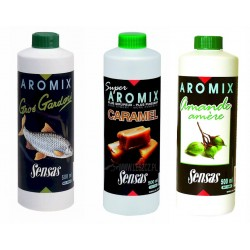Sensas Aromix Groundbait Additive 500ml