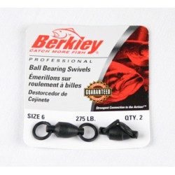 Berkley Ball Bearing Swivels 275lb