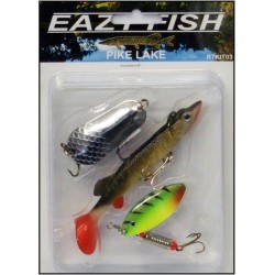 Eazy Fish Pike Lake Lure Kit 03