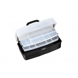 Fladen 2 Tray Cantilever Large Division Tackle Boxes