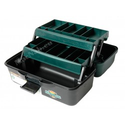 Flambeau 1627B 2 Tray Cantilever Tackle Box