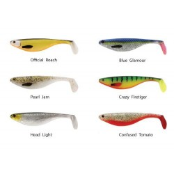 Wesin Shad Teez Rigged 12cm 3 pack