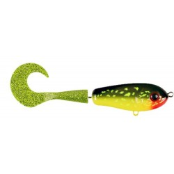 Strike Pro Wolf Tail Sinking Hot Pike 23cm