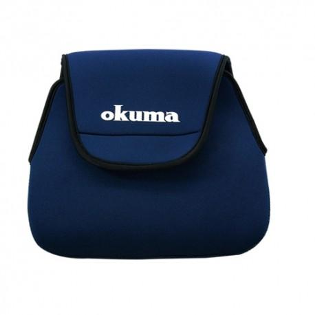 Okuma Neoprene Reel Case Large henrys