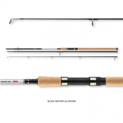 Cormoran Black Master 12ft 3 piece Salmon Spinning Rod