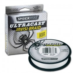 Spiderwire Ultracast Invisi-Braid 110m