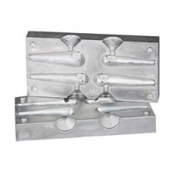 Ajusti Moulds 4 in 1 Sea Bomb Lead Mould Mold