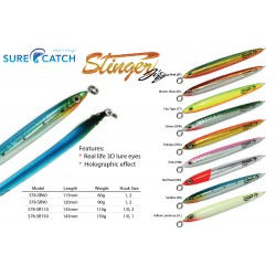 Surecatch Stinger Vertical Jig 150g