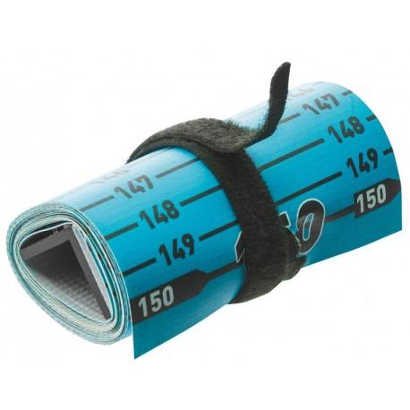 Daiwa Roll Up Measuring Tape 1.5m henrys
