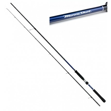 Shimano Moonshot 9ft ML Bass Spin Rod henrys