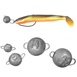 Spro Chebarushka Bottom Jigging Sinkers