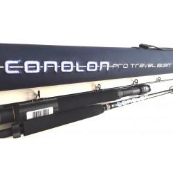 Abu Conolon 3 Piece 7ft 9in Pro Travel Boat Rod 15-20lb