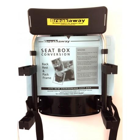 New Breakaway Seatbox Conversion SB2 henrys