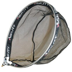 Shakespeare Agility Rubber Pan Landing Nets