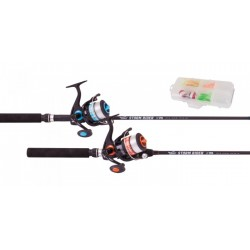 Jarvis Walker Storm Rider 6ft Spin Combo Kit