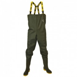 Vass Nova 700E Heavy Duty Chest Waders w Tough Boot