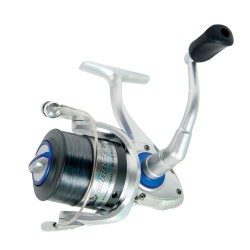 Jarvis Walker Mirage 4000 Front Drag Spin Reel With Line