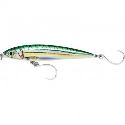Rapala Long Cast Minnow 12cm Shallow Green Mackerel