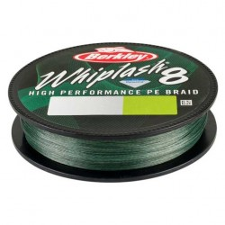 Berkley Whiplash Carrier 8 Braided Line Green 300m