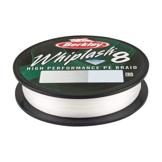 BERKLEY WHIPLASH 300M GREEN VARIOUS WEIGHTS