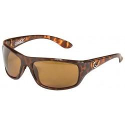 Mustad Hank Parker Polarized Sunglasses Tortise-Amber