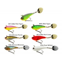 Sakura Tail Spin Lure 14g 33mm