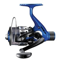 Jarvis Walker Crusader Rear Drag Spin Reels with line