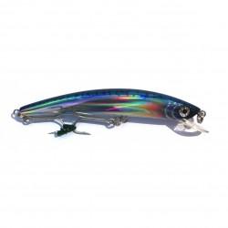 Yozuri Crystal Minnow 110mm 11g Floating Blue Mackerel F7C24
