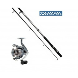 Daiwa Seahunter 10ft Mackerel Combo