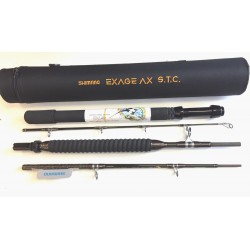 Shimano Exage STC Travel Boat Rod 20-30Lb