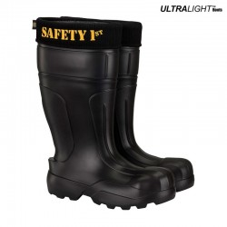 Leon Boots Co. Safety 1stl Thermal Wellington